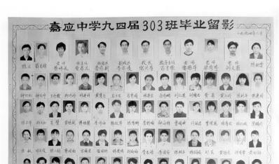 1994届初中